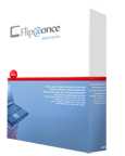 Flip@once page flip software